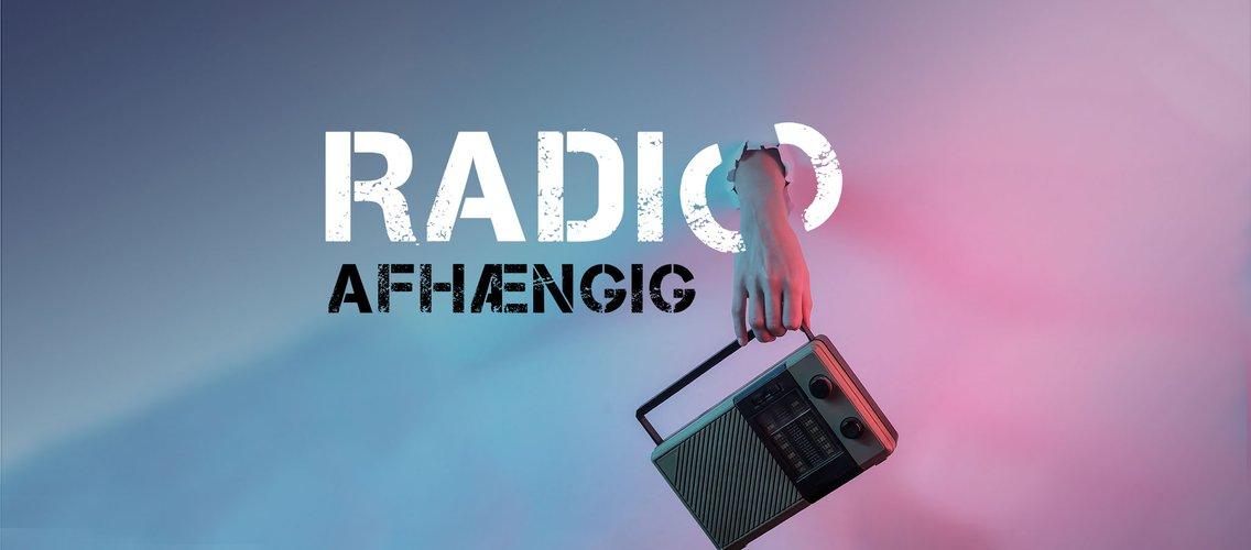 Radio Afhængig - Cover Image
