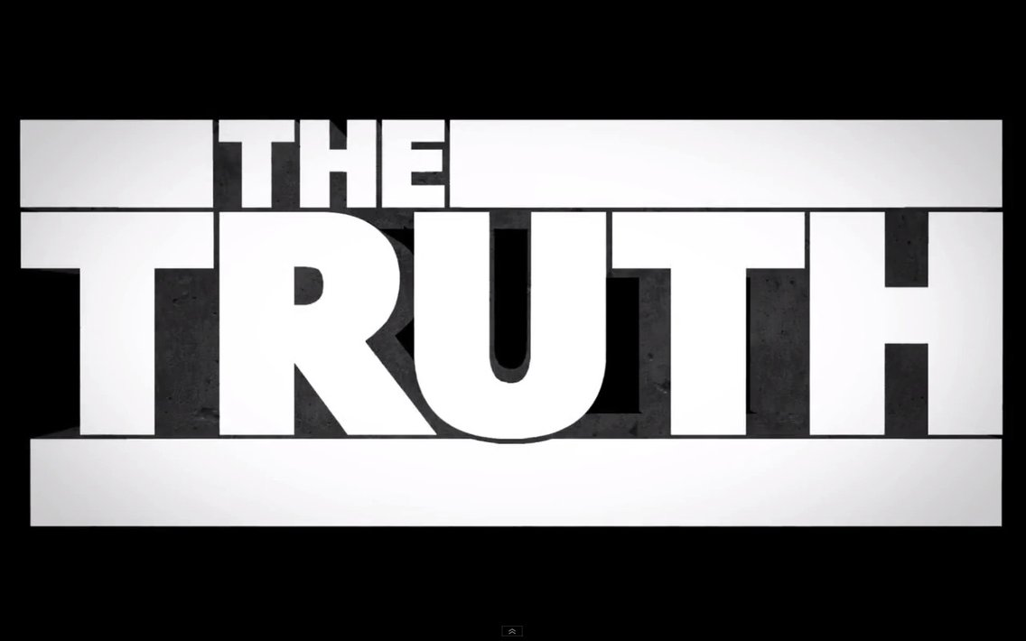 Truth Only Show - Cover Image