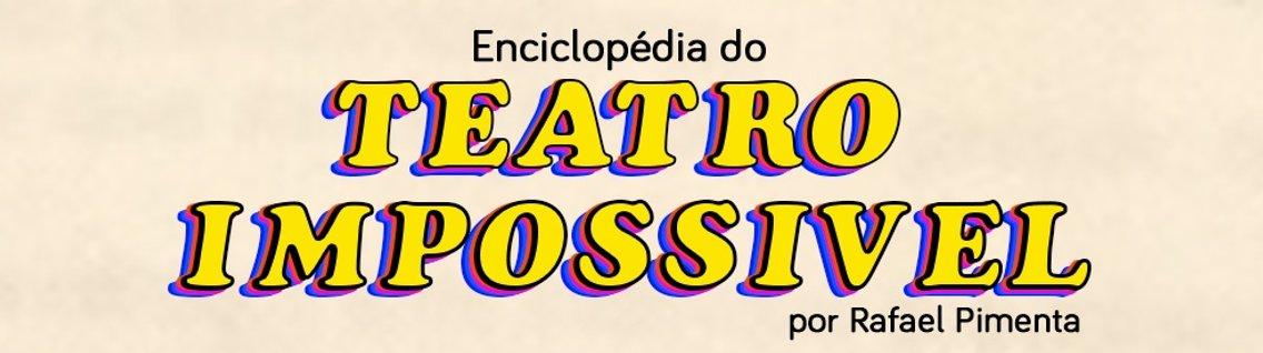 Enciclopédia do Teatro Impossível - imagen de portada