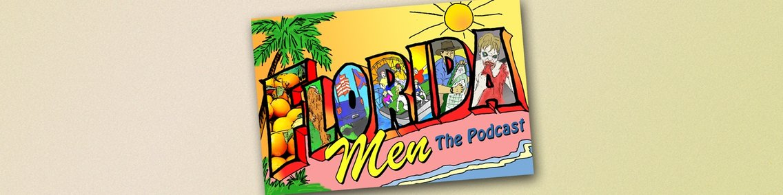 Florida Men - Cover Image