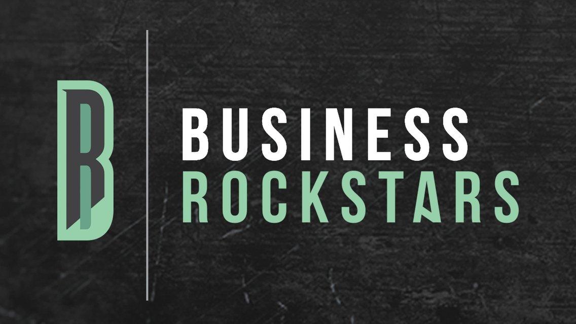 Business Rockstars - Cover Image