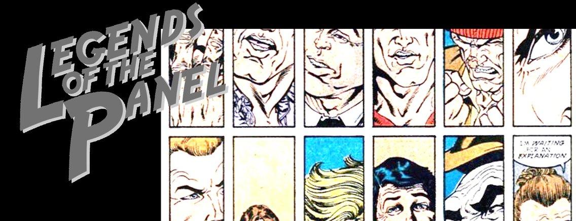 Legends of the Panel Podcast - imagen de portada