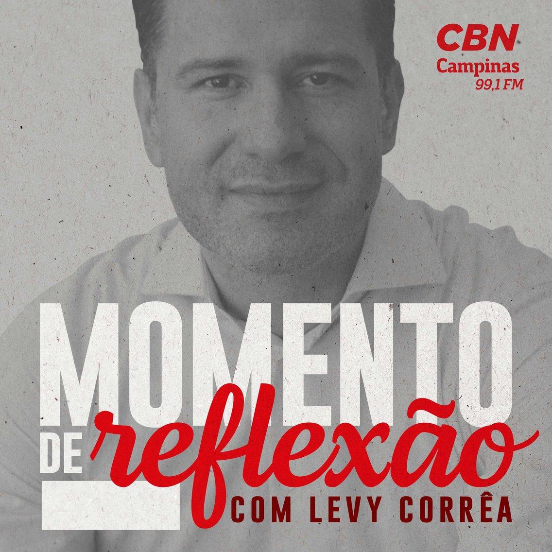 Momento de reflexão - com Levy Corrêa - Cover Image