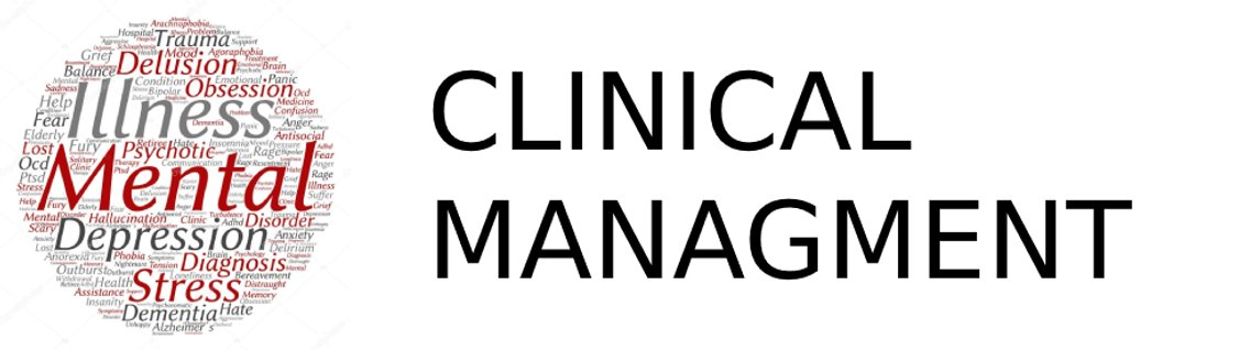 Clinical Management in Psichiatria - Cover Image