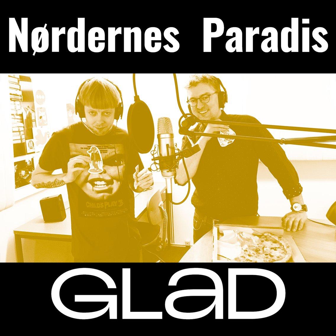 RADIO GLAD - Nørdernes paradis - immagine di copertina
