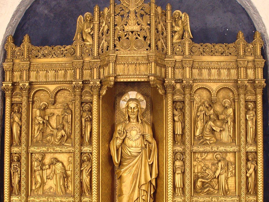 Consecration to the Sacred Heart - immagine di copertina