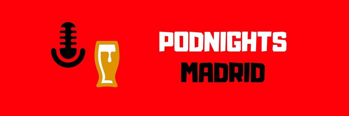 Podnights Madrid - imagen de portada