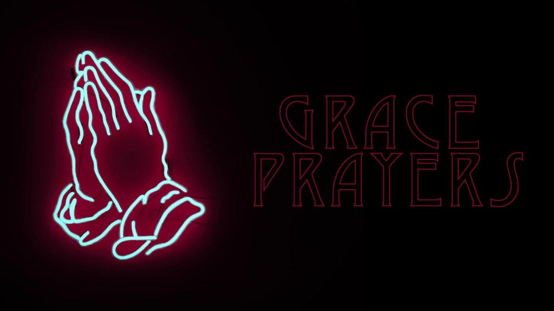 Grace Prayers - Cover Image