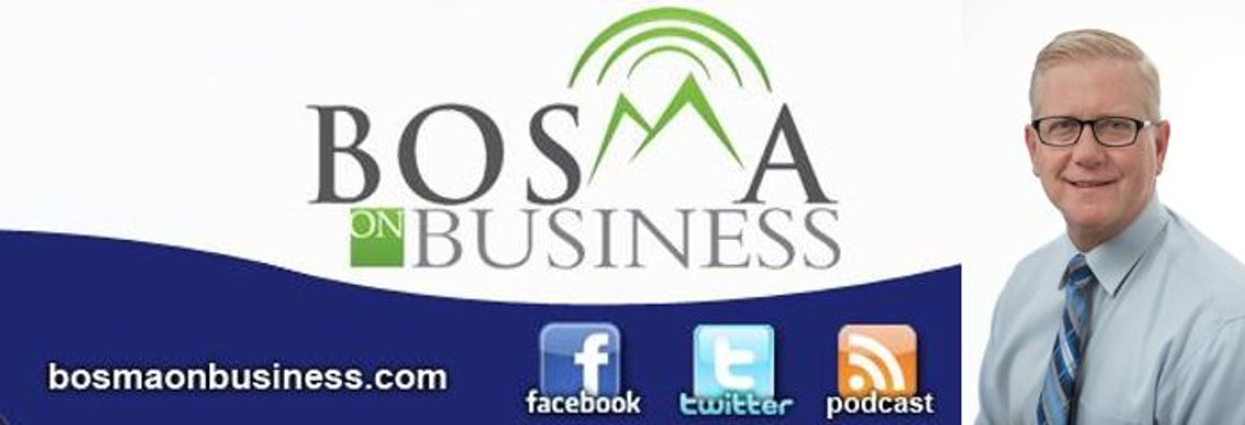 Bosma on Business - Cover Image