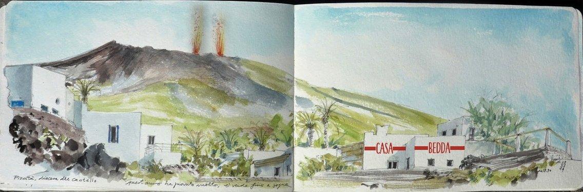 La Stanza Dello Scirocco - Cover Image