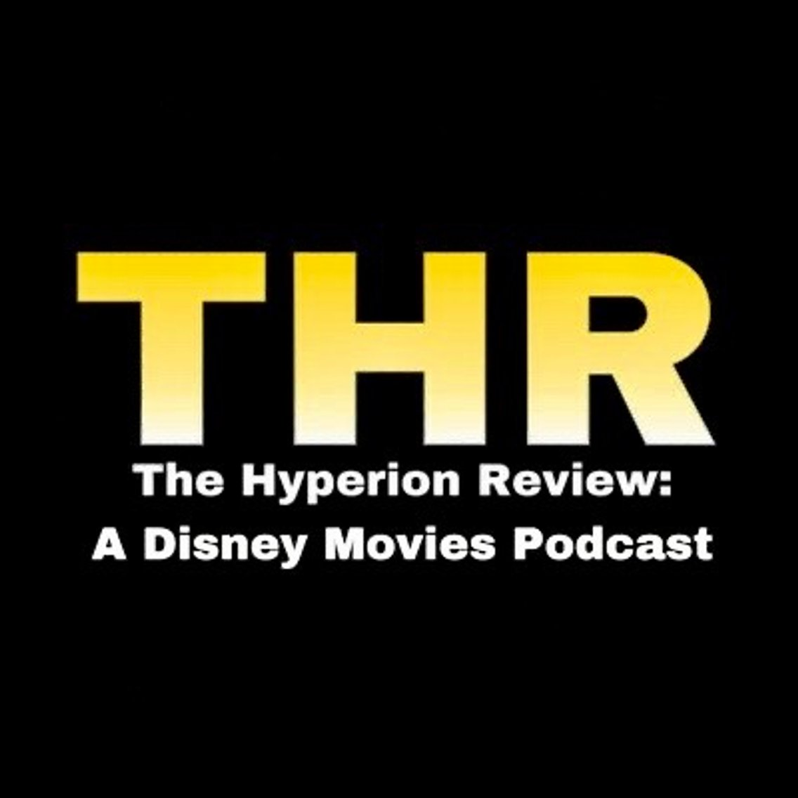 The Hyperion Review: A Disney Podcast - Cover Image