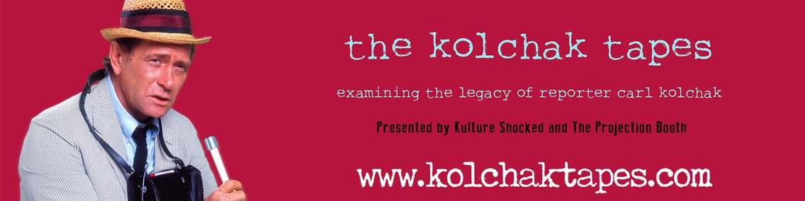The Kolchak Tapes - Cover Image