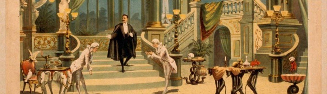 James Lantiegne's Magic Talk - Cover Image