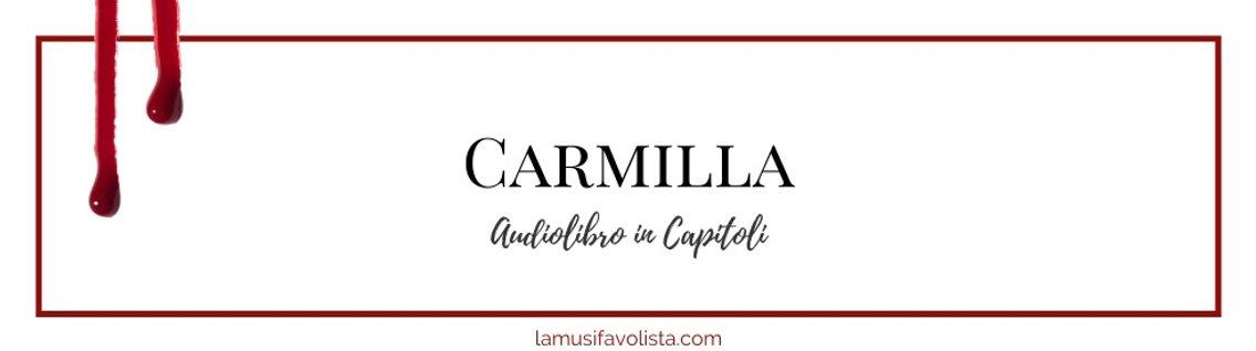 CARMILLA • S. Le Fanu ☆ Audiolibro ☆ - imagen de portada