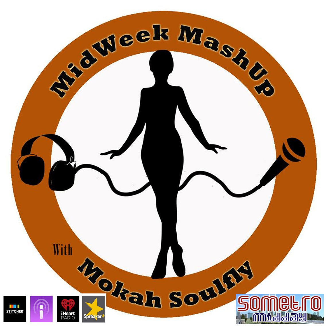 Midweek Mashup hosted by @MokahSoulFly - imagen de portada