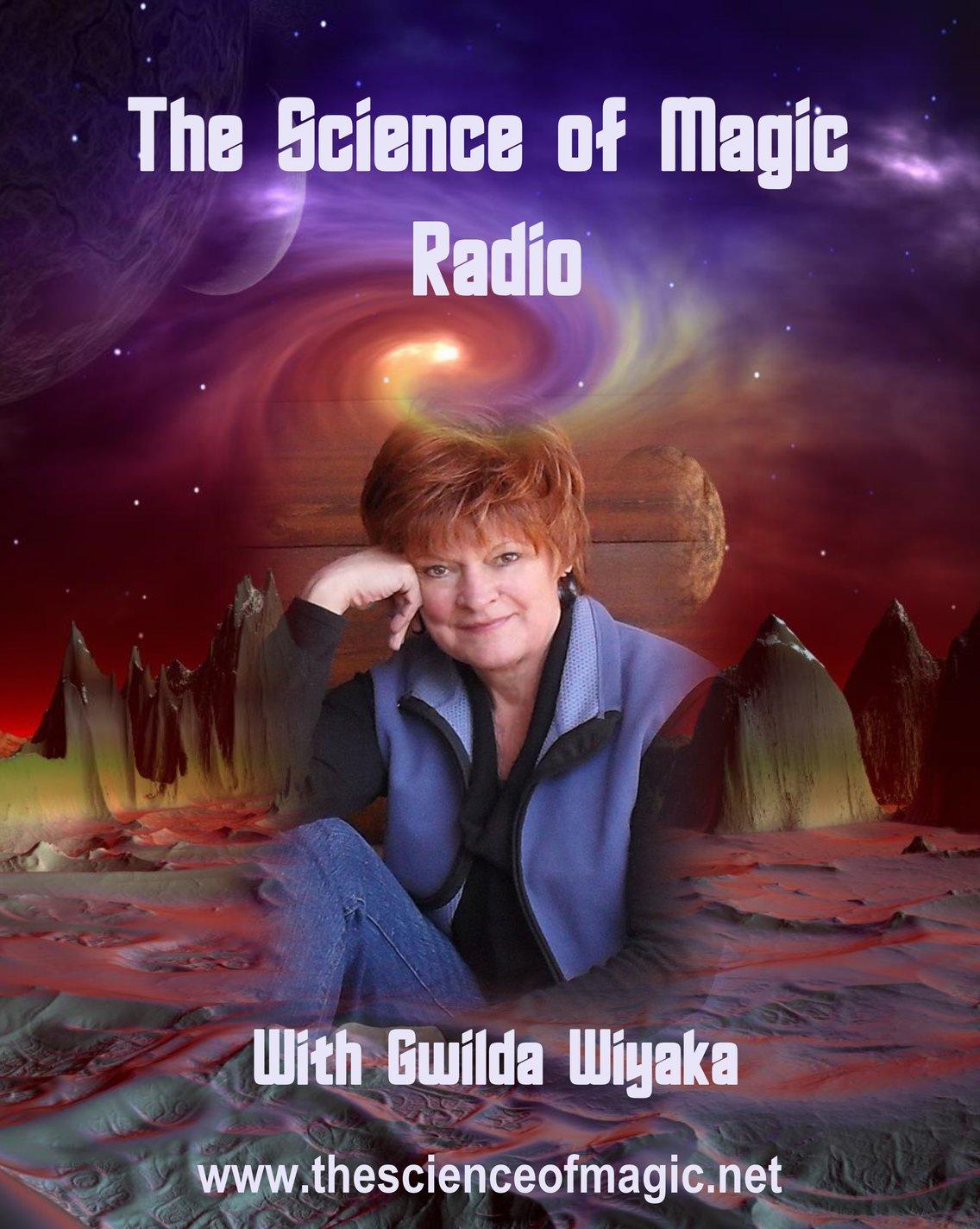 The Science of Magic with Gwilda Wiyaka - imagen de portada