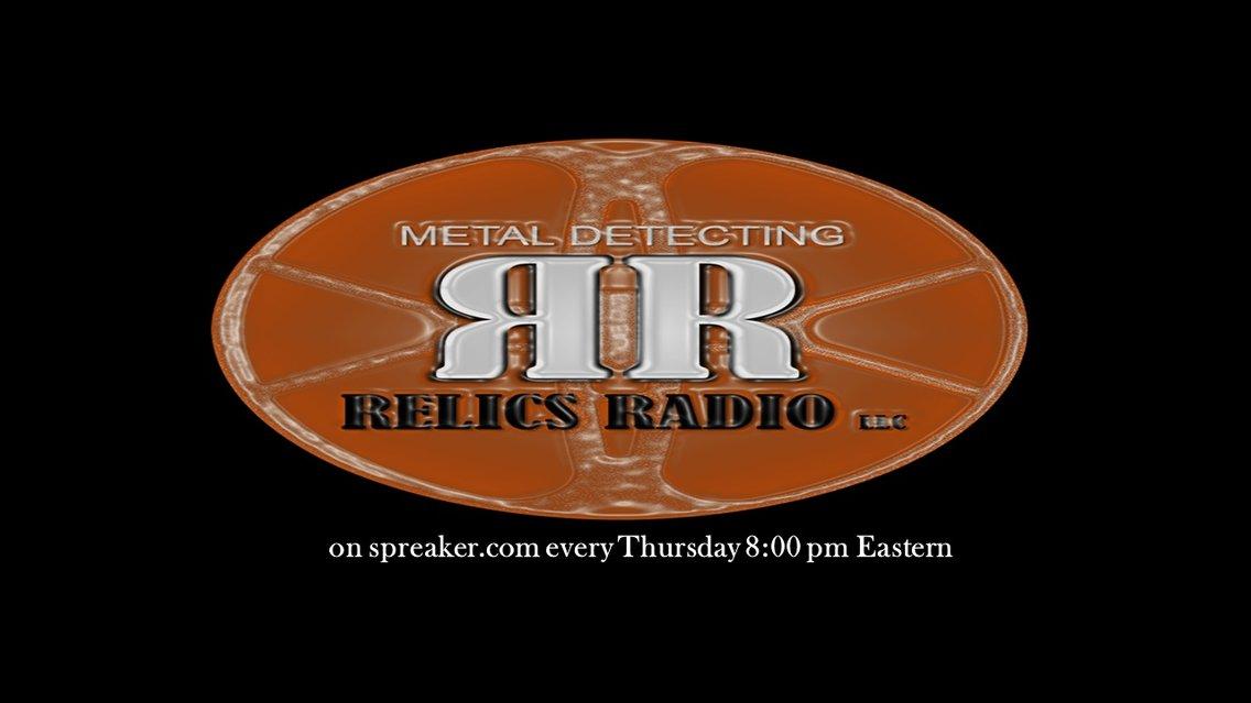 Relics Radio show - Cover Image