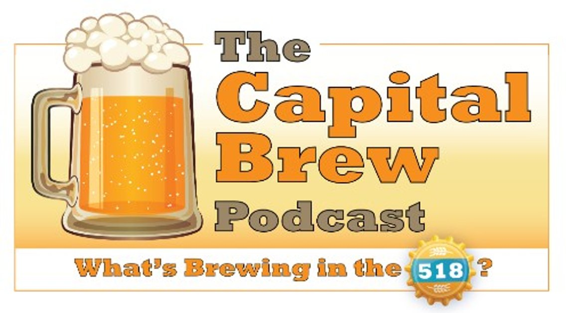 The Capital Brew Podcast - Cover Image