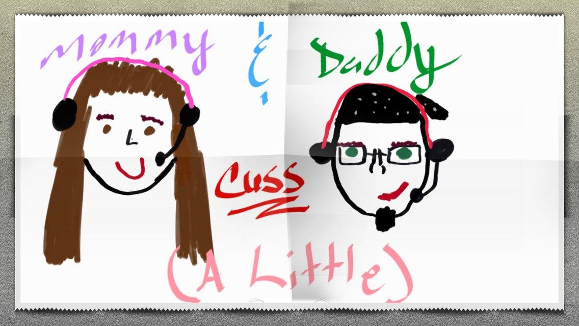 Mom and Dad Cuss (a Little) - immagine di copertina