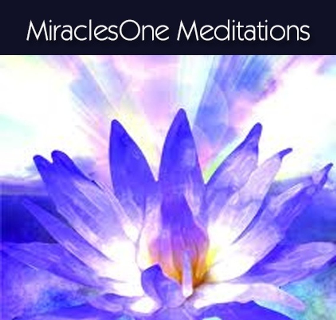 MiraclesOne Meditations - Cover Image