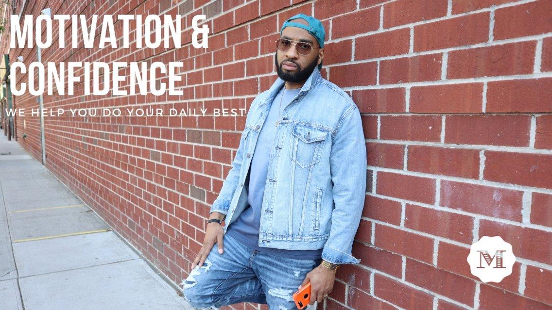 Motivation And Confidence - imagen de portada