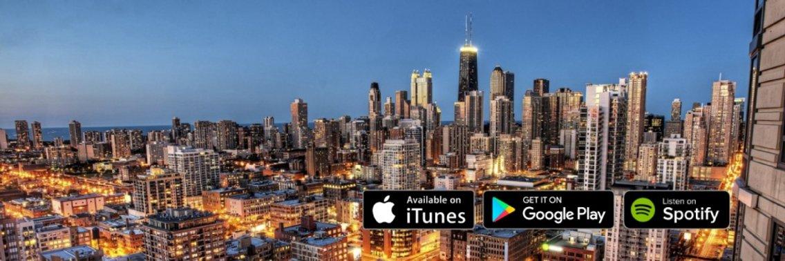 The Big Red Bus: A Chicago Bulls Podcast - immagine di copertina