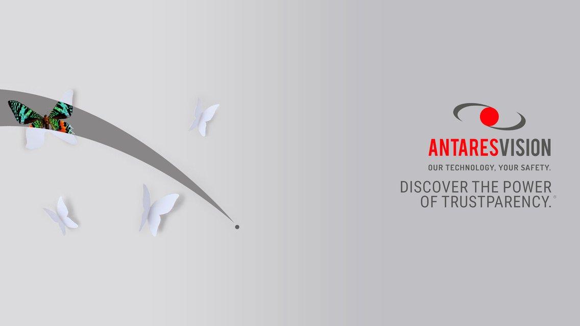 ANTARES VISION (LINGUA ITALIANA) - Cover Image