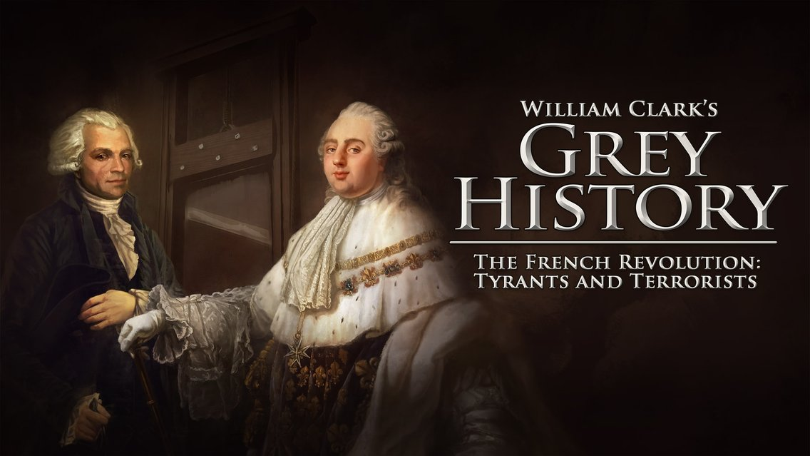 Grey History: The French Revolution - imagen de portada
