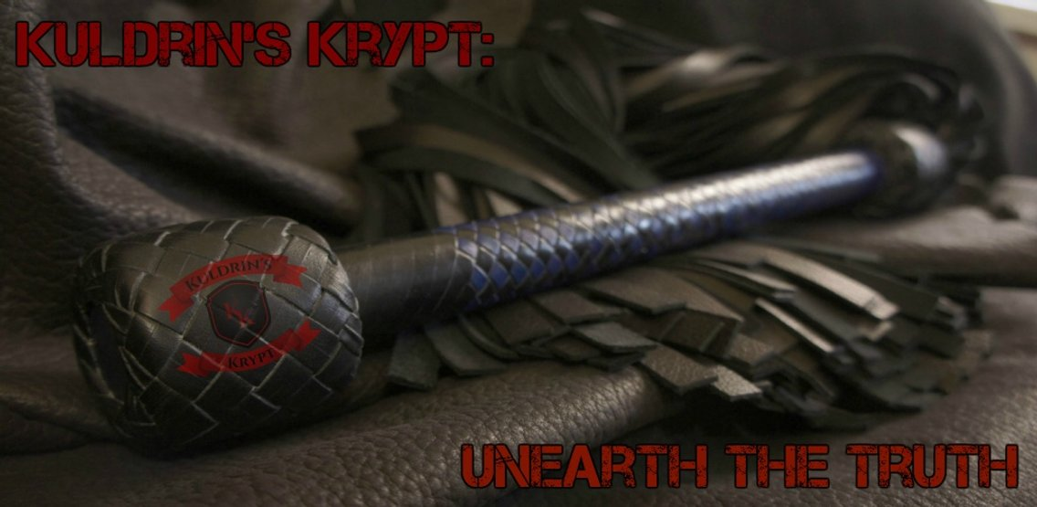 Kuldrin's Krypt: A BDSM 101 Podcast - Cover Image