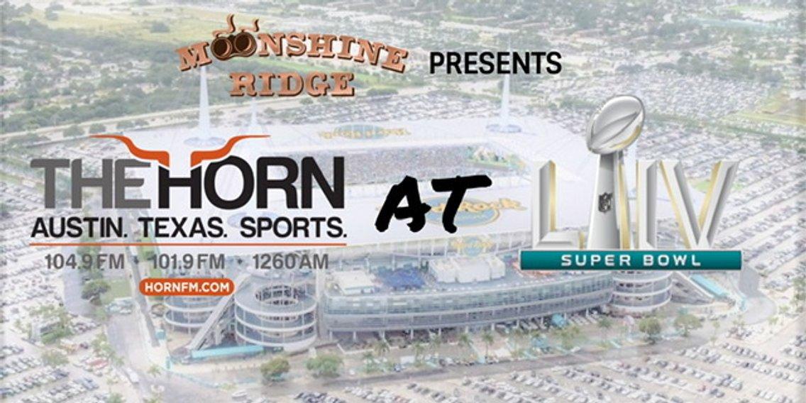 The Horn At Super Bowl LIV - immagine di copertina