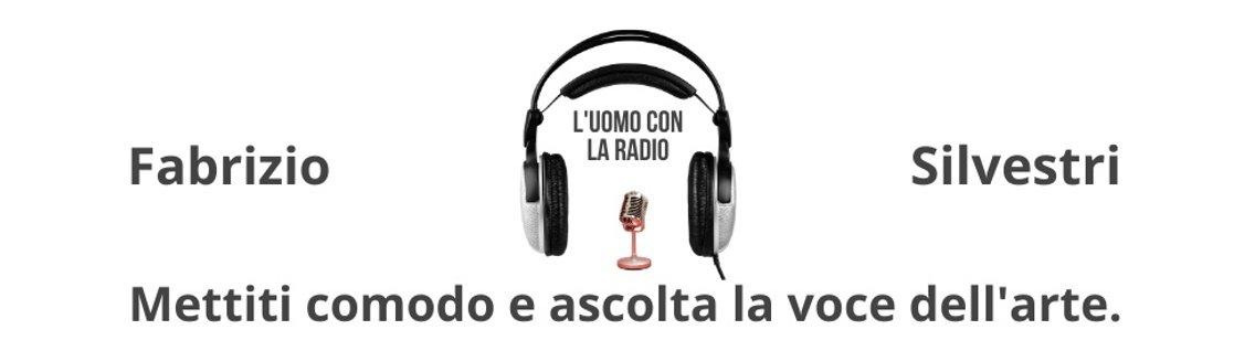 L'Uomo con la Radio di FabrizioSilvestri - Cover Image