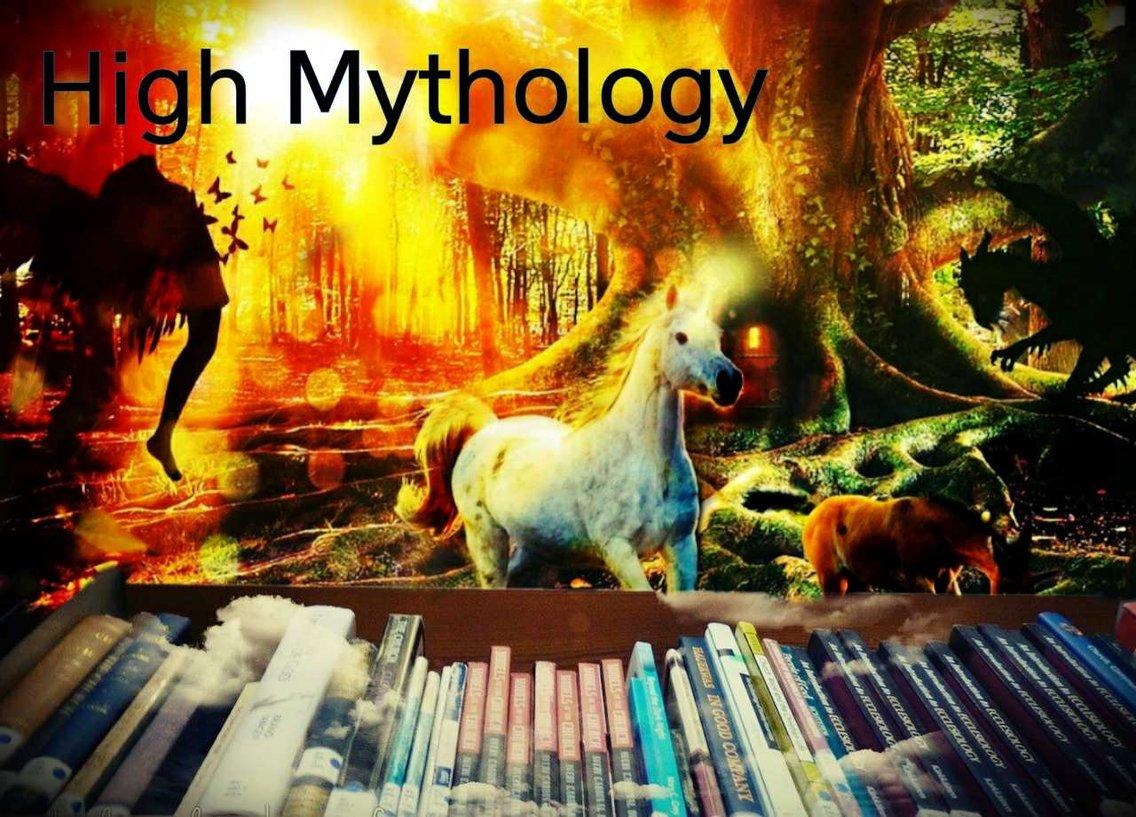 High Mythology - Cover Image