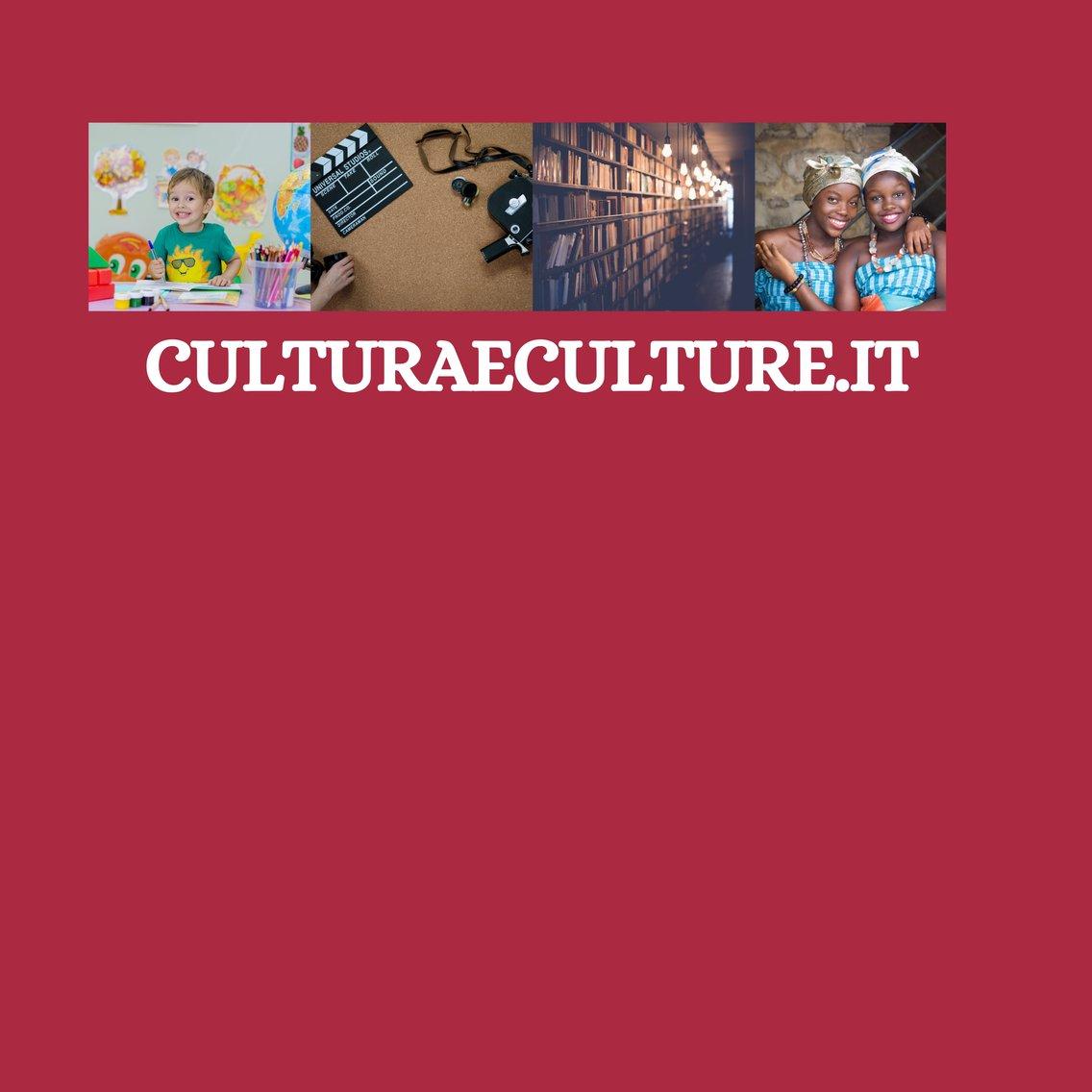 culturaeculture.it - Il PODCAST - Cover Image