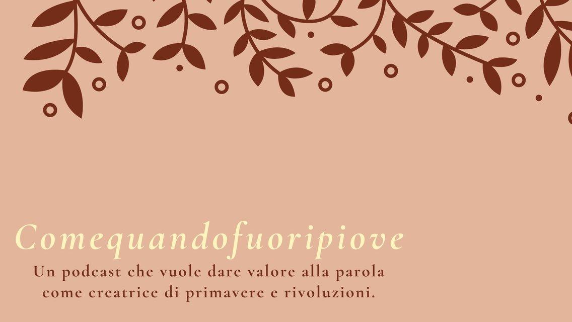 Comequandofuoripiove - Cover Image