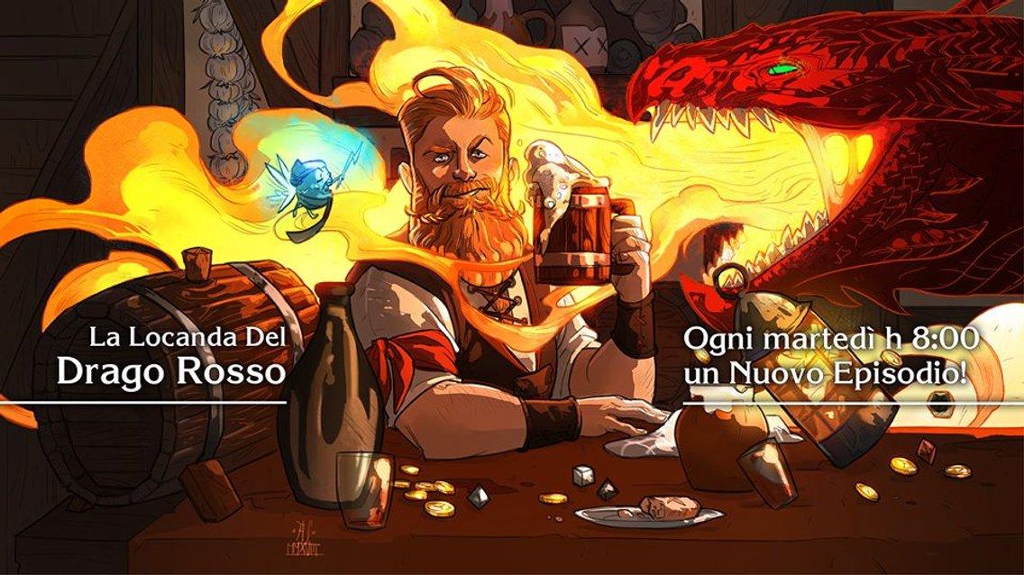 Locanda del Drago Rosso - Cover Image