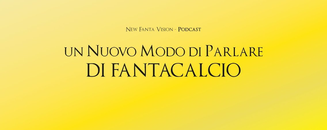New Fanta Vision - Podcast - Cover Image
