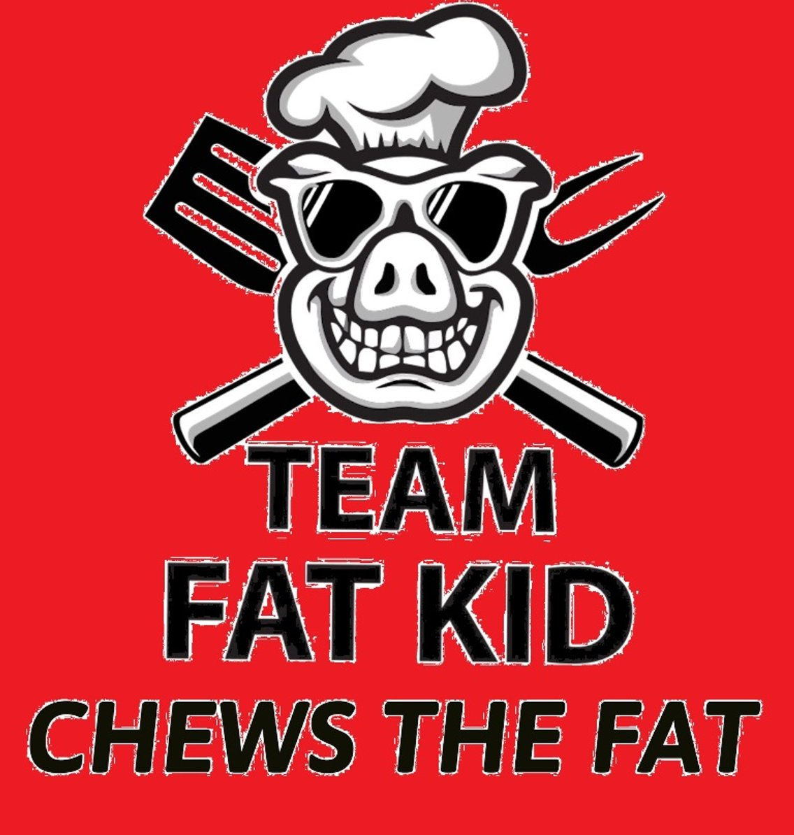 Team Fat Kid Chews The Fat - Cover Image