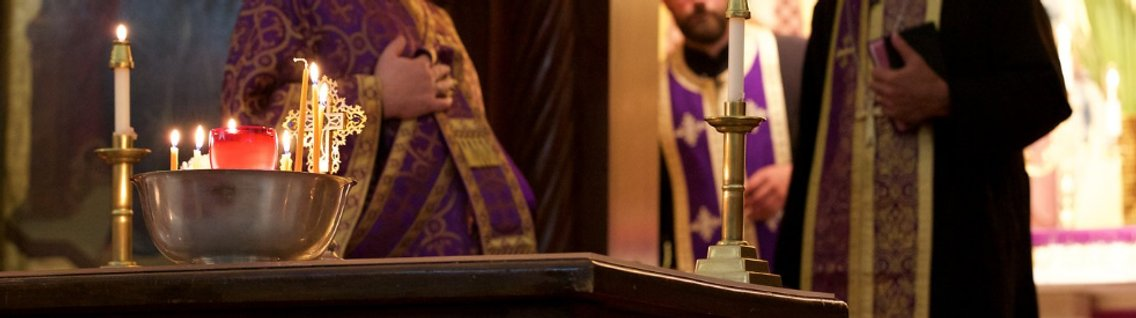 Holy Trinity + Holy Cross - Sermons - Cover Image