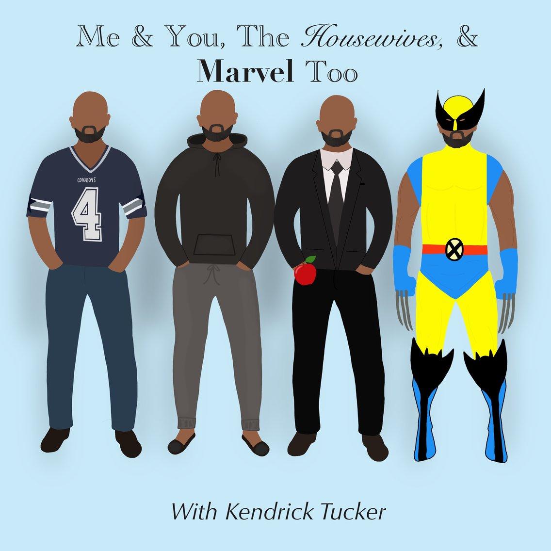 Me & You, The Housewives, & Marvel Too - imagen de portada