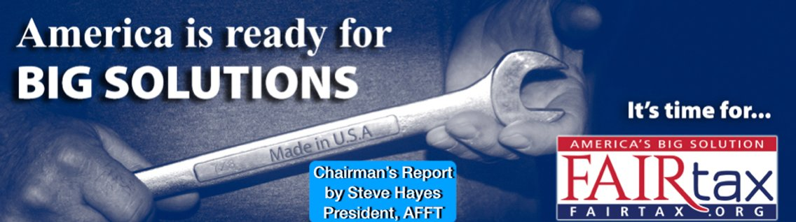 Chairman's Report - Cover Image