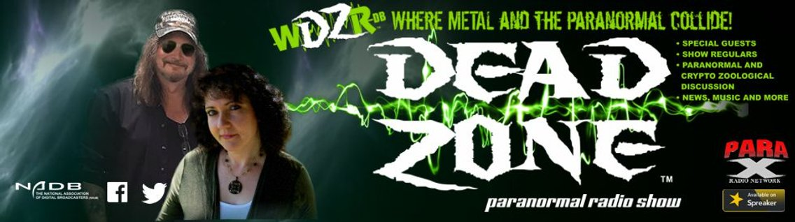 Dead Zone Paranormal Radio Show - Cover Image