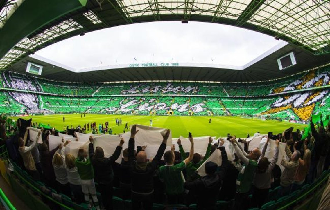 Glasgow Celtic Stream - Cover Image