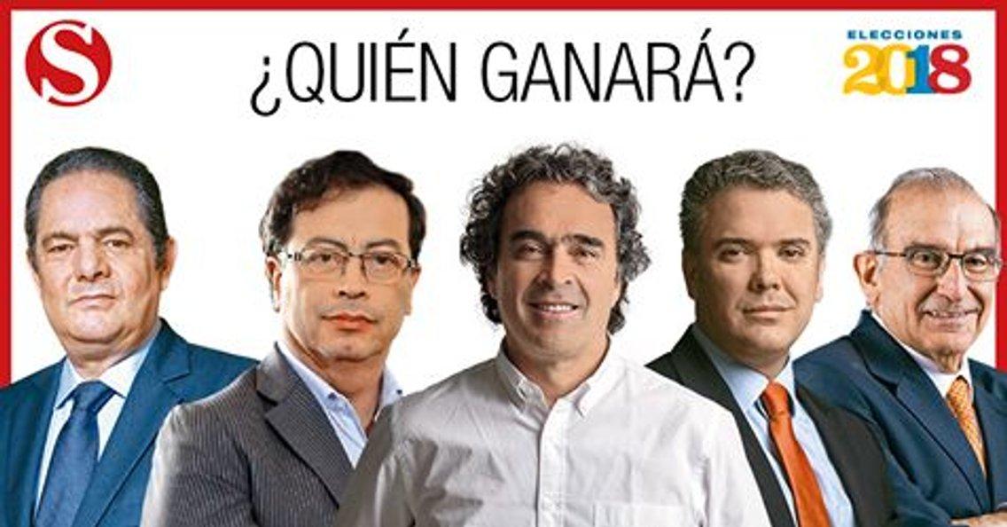 Elecciones presidenciales 2018 - Cover Image