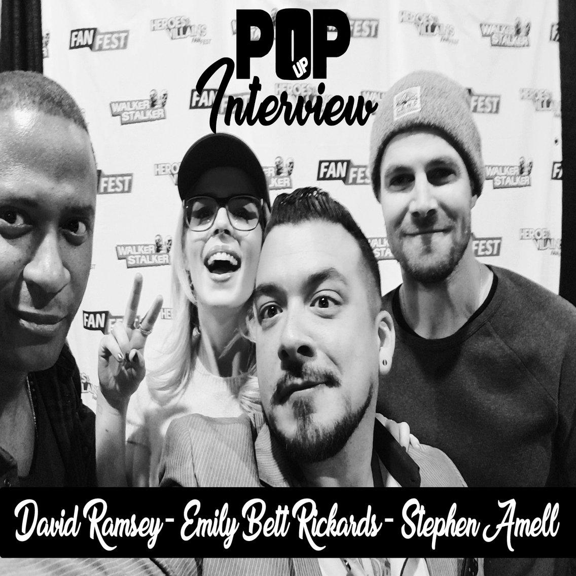Pop Up Interview - immagine di copertina