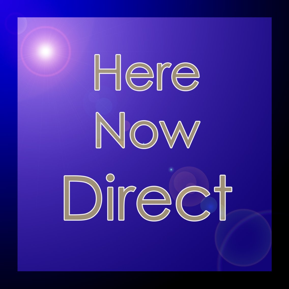 Here - Now - Direct - Cover Image