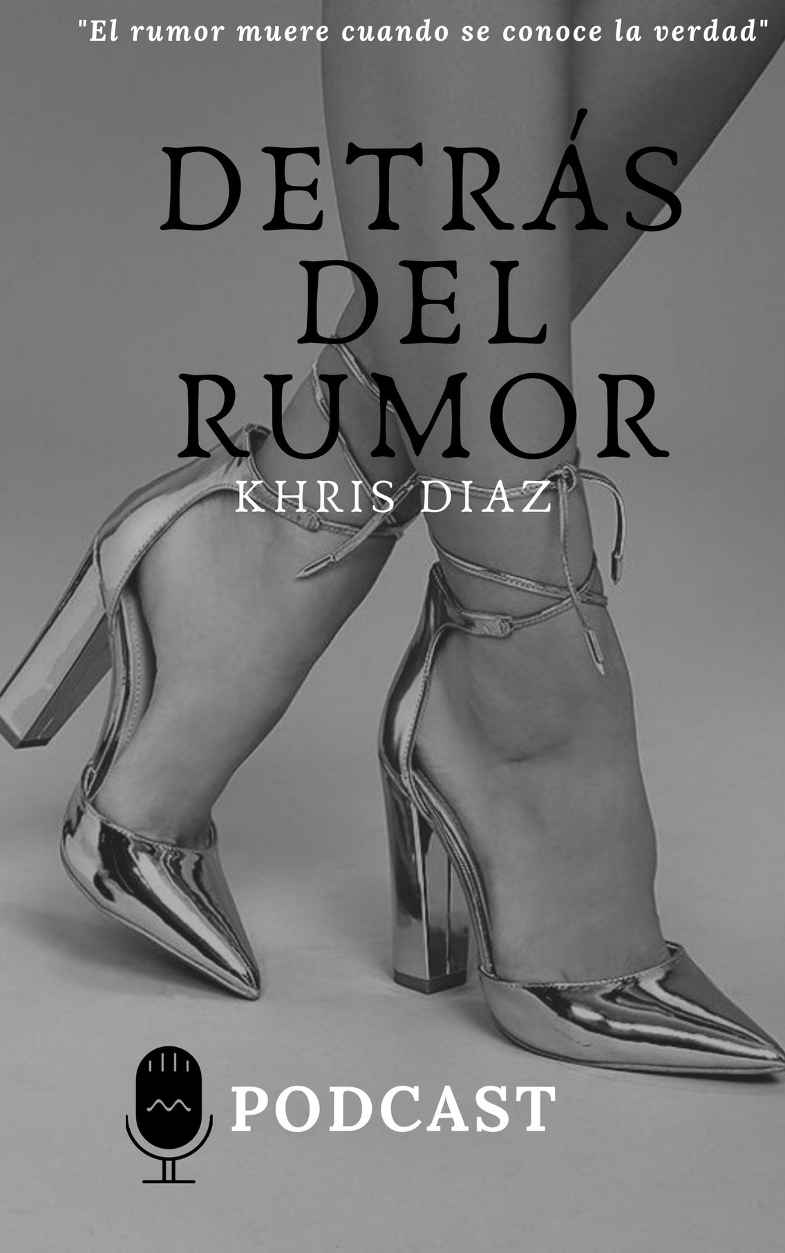 Detrás del rumor - Cover Image