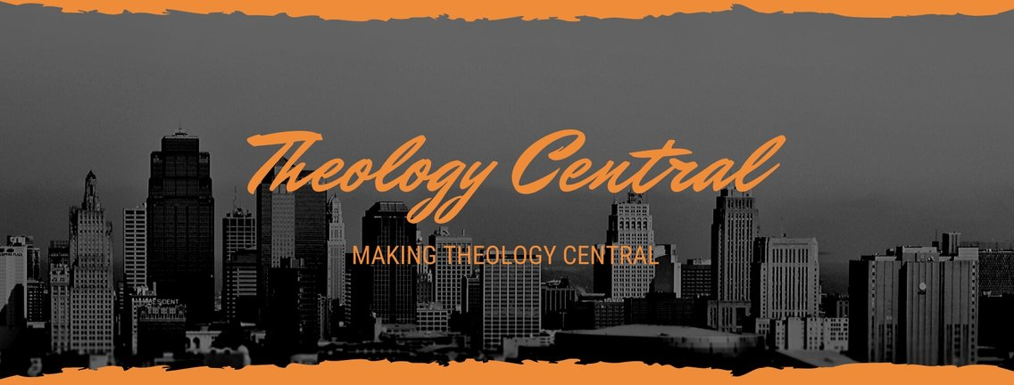 Theology Central - Cover Image