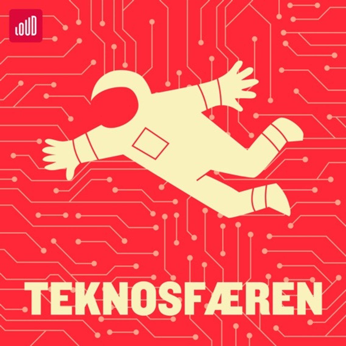 TEKNOSFÆREN - immagine di copertina