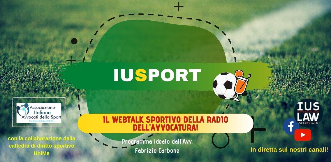 IUSPORT - immagine di copertina