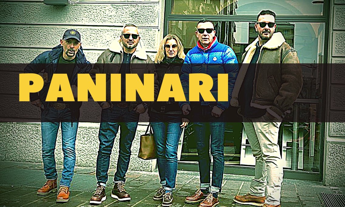 Paninari - Cover Image